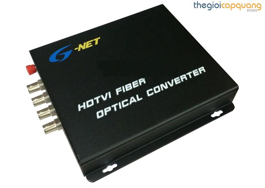 Bộ chuyển đổi video sang quang chuyên dụng cho camera AHD, HD CVI, HD TVI