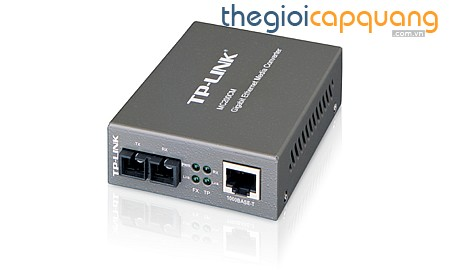 Gigabit Multi-Mode Media Converter MC200CM