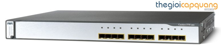 Switch quang Cisco Catalyst 3750G